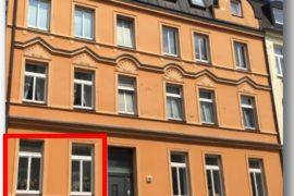 Stadtwohnung mit 2 Räumen in Schwerin zu verkaufen zu  für 118.000 €